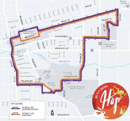 hop map